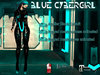 SYE - Blue Cyber Girl