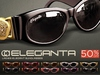 CA PROMO SUNGLASSES LADIES ELEGANTA