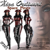 *XO* Space Pirate Outfit