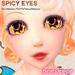 ~Dollypop~ Spicy Eyes for Kemono/M3/M4/Venus/Chibi/ BOX