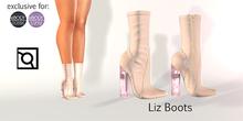 eBODY - Liz - Boots - Full Pack