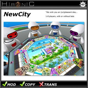 !Hironic - NewCity