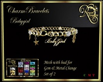 RJ Charm Bracelets - Babygirl