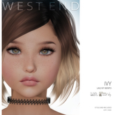 [ west end ] Shapes - Ivy (LAQ Ivy Bento) (add)