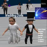 Wedding Dolls Give dolls to wear-box