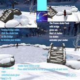 Frozen skate Pond w/skate giver resize script-BOX