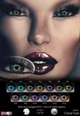 Crystal Eyes pack by Madame Noir