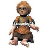 RO - The Doll Maker - Iva Plague Doll