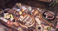 Sari-Sari - Rustic Dinner