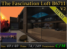 The Fascination Loft B6711 v2 *Fully Furnished* Urban Loft Skybox