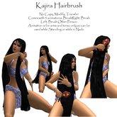 *Silken Surrender* Kajira Hairbrush