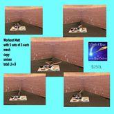 Workout Matt Unisex-crate