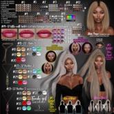 03Sintiklia - Trendy girl - Hair Fayre Light Blondes