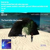 Dive For Sand Dollar set-Crate