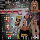08Sintiklia - Trendy girl - Hair Fayre Ombres