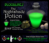 The Nightshade Potion
