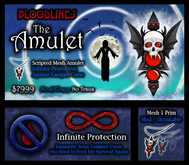 The Amulet Infinity
