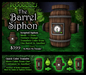 The Barrel Siphon