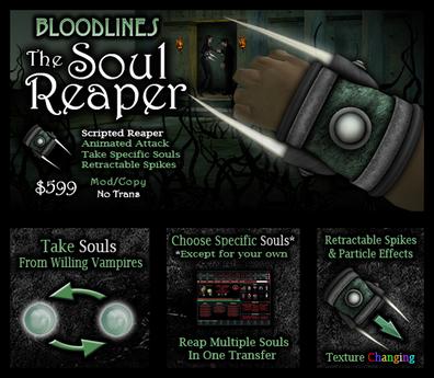 The Soul Reaper