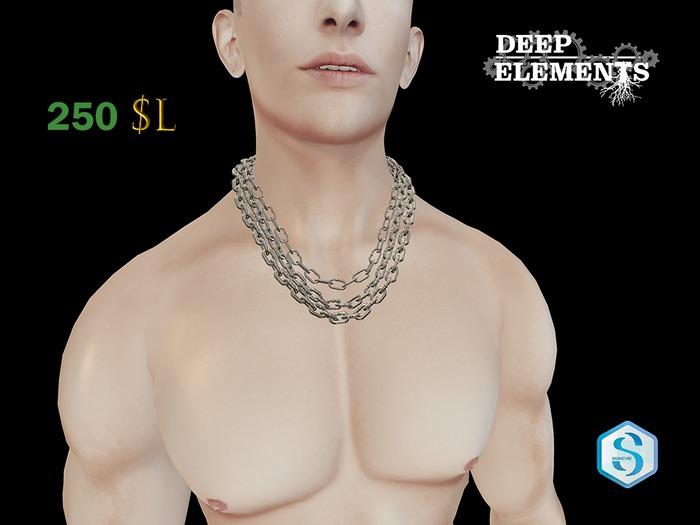 [DeepElements] - Men's Chain Set #2
