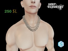 [DeepElements] - Men's Chain Set #2
