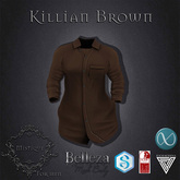 **Mistique** Killian Brown (wear me and click to unpack)
