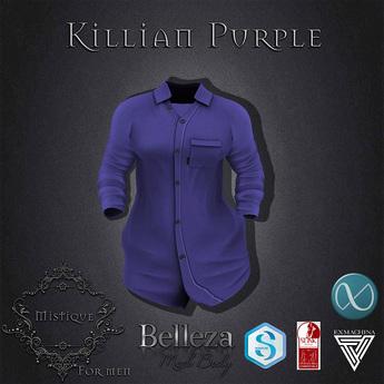 **Mistique** Killian Purple (wear me and click to unpack)