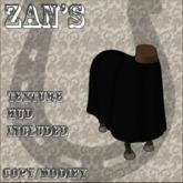 Zan's WOO centaur Caparisons (tuxedo)