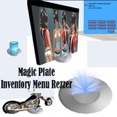MAGIC PLATE INVENTORY Rezzer versions 1&2