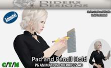 Bento Pad and Pencil Hold Set AO compatible