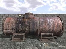 Cistern Mesh - Low Prim