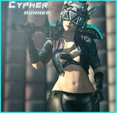 [The Forge] Cypher Pants, Black