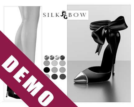 ::SG:: Silk Bow  - DEMO - (Hud is only on purchased version)