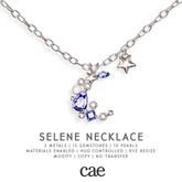 Cae :: Selene :: Necklace [bagged]