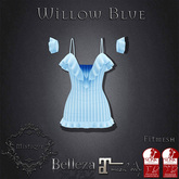 **Mistique** Willow Blue (wear me and click to unpack)