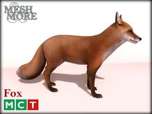 M&M Mesh Fox [Boxed]