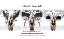 -slouch- bento wings addon poses gift (wear)