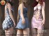 bag DEMO Dress Celeste BENTO *Arcane Spellcaster*