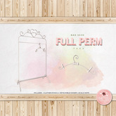 BS Full Perm Clothing Stand