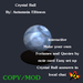 Crystal Ball Interactive Fortune Telling