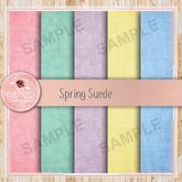 Spring Suede Textures