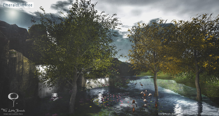 Emerald Elm Animated 4 Seasons