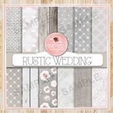 Rustic Wedding Textures
