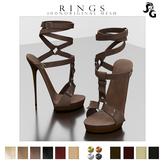 ::SG:: Rings Shoes Maitreya