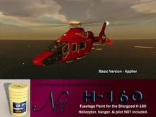 Fuselage Paint H-160 Wine Red