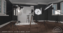 [Con.] Photography Studio Set -