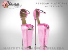 ::BLOSSOM:: Rebekah Platforms [FATPACK]