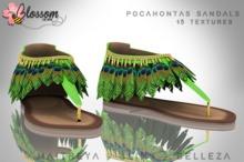 ::BLOSSOM:: Pocahontas Sandals [FATPACK]