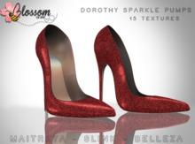 ::BLOSSOM:: Dorothy Sparkle Pumps [FATPACK]