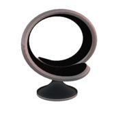 [Les Puces] Loop Seat - Black